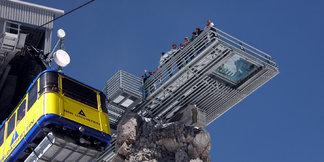 3 imperdibili piattaforme panoramiche sulle Alpi - ©Dachstein