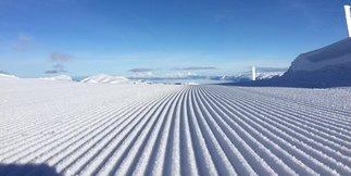 Schneebericht: Am Freitag Schneefall bis in die Täler! - ©Roccaraso 11.02.17 Facebook