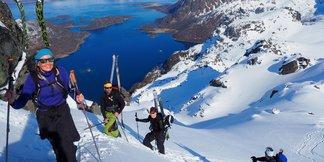 Bli med på seiltur til urørte fjellsider - ©Crister Aalberg Næss