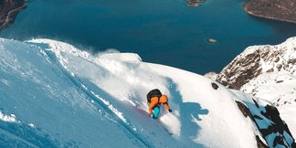 Ski og seil i Lofoten - ©Torbjørn Buvarp