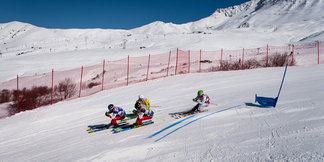 Coupe d'Europe de Skicross - ©Office de Tourisme