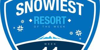 Sneeuwrijkste gebied week 11: verse sneeuw voor Noorwegen ©Skiinfo.de