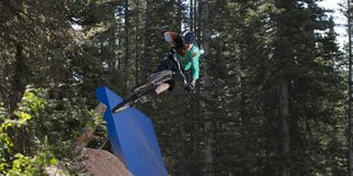 Purgatory Resort Now Offers Mountain Bike & Scenic Chairlift Rides - ©Kim Oyler, director of communications at Purgatory Resort