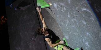 Boulder-Weltcup-Finale in München: Jan Hojer holt EM-Titel und Tagessieg - ©DAV / NIls Noell