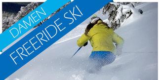 Freeride Ski Test (Damen) 2017/2018 - ©Skiinfo / OnTheSnow / Realskiers.com