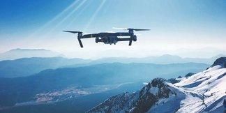 Drohnen im Skigebiet: Was man bei Aufnahmen mit dem eigenen Copter beachten sollte - ©unsplash.com ©Sorry imKirk (CC0 1.0)