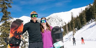 Snowbowl is First to Open in Arizona! ©Arizona Snowbowl