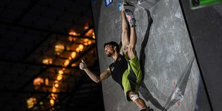 Boulder-Weltcup in München 2017 - ©DAV / NIls Noell