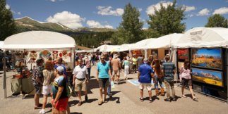 34th Annual Breckenridge July Art Festival - © Annual Breckenridge July Art Festival