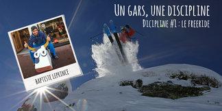 Comment débuter le ski freeride ? ©Baptiste Leprince