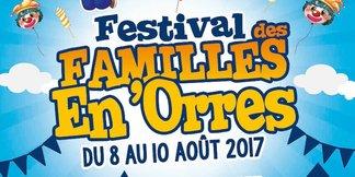 En piste pour le Festival des Familles en Orres ! - ©Office de tourisme des Orres