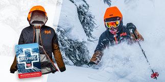 Helly Hansen Ski Free: Gratis Skitag beim Kauf eines Produktes ©Helly Hansen