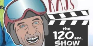 Se hele showet til Kaj Zackrisson - ©Skjermdump