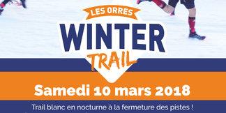 Les Orres Winter Trail, le trail 100% neige made in Les Orres ©Office de tourisme des Orres