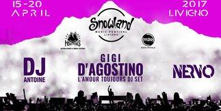 Snowland Festival: weekend di musica e sport a Livigno - ©Snowland Music Festival