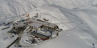 Livigno: nuova cabinovia Carosello 3000 ©Carosello 3000 Livigno