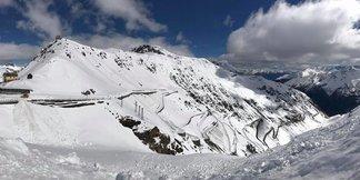 Sci estivo: il 31 Maggio aprono gli impianti a Passo Stelvio © Pirovano Stelvio Facebook