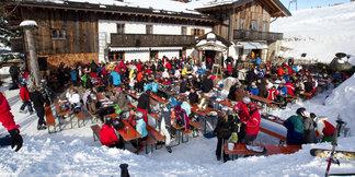 Idyllischer Skiurlaub in Oberaudorf: Ein Wintermärchen für Familien ©Bergbahnen Sudelfeld