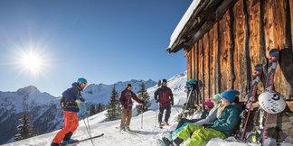 Najväčšie lyžiarske strediská v Rakúsku: 7 – Ski Juwel Alpbachtal Wildschönau ©Ski Juwel Alpbachtal Wildschönau