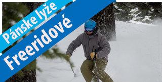 Freeridové lyže 2017/2018: 15 pánskych lyží v našom teste ©OnTheSnow