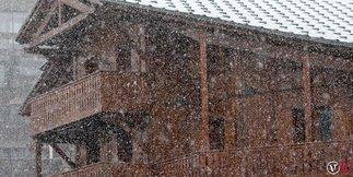 Śnieżyce nie odpuszczają: znowu świeże opady śniegu w Alpach - ©Val Thorens/Facebook