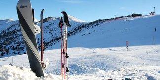 První lyžovačka ve Vrátné - © Vrátna dolina | Facebook