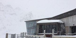 Neuschnee in Neuseeland Mitte Juli - © Facebook Whakapapa
