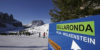 Sella Ronda: zoveel meer dan een skirondje. ©IDM Alto Adige/Frieder Blickle