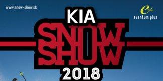 KIA SNOW SHOW 2018 ©SKI PARK Kubínska hoľa.