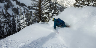 Powder Alert: It's Dumping in Ski City! ©Eric Sales