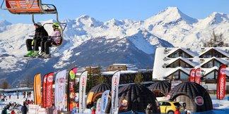 Rossignol X Color Tour arriva a San Martino di Castrozza (17-18 Febbraio) ©Rossignol X Color Tour