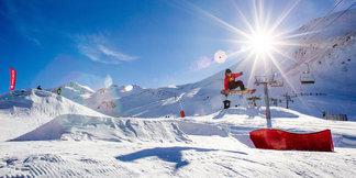 Les Pyrénées de Lleida récompensées aux World Ski Awards ©Facebook Boí Taüll Resort