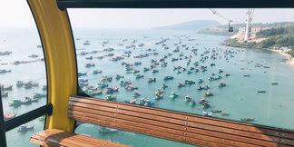 Doppelmayr eröffnet die längste Seilbahn der Welt ©Doppelmayr