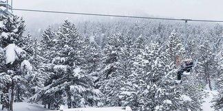 Powder day for Andorran ski resorts 6.2.18 - © Grandvalira/Facebook