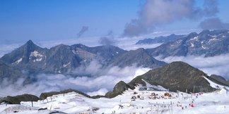 Où skier cet automne ? Aux 2 Alpes à partir du 21 octobre ! - ©Kathy Ribier