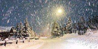 Silné sněžení 11.-12.12. - © Mottolino Fun Mountain - Facebook