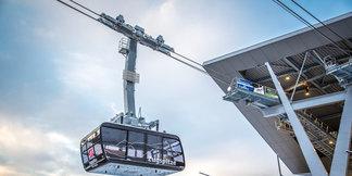 Seilbahn Zugspitze: Neue Kabine kommt im Dezember ©© Bayerische Zugspitzbahn Bergbahn AG/Max Prechtel