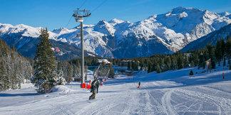 Du ski sur mesure à Courchevel ©Courchevel Tourisme