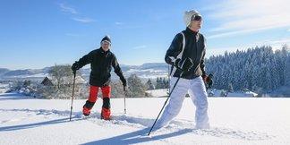Sneeuwschoenwandelen in de mooiste gebieden in Beieren ©Bayern Tourismus