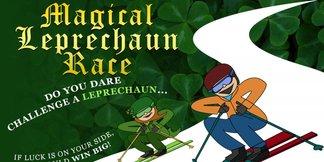 Gore Mountain's Magical Leprechaun Race ©Irish Spirit Comes Alive at Gore Mountain!