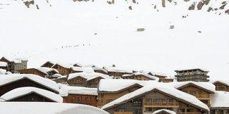Weerbericht: zowel verse sneeuw als perfect weer voor het seizoenseinde - ©Tignes/Facebook