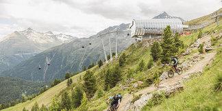 Bike Republic Sölden: Die große Erweiterung - ©Ötztal Tourismus