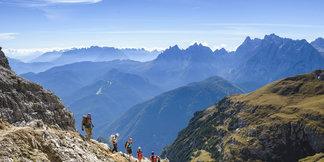 Zwei neue Höhenwege in Südtirol eröffnet - ©Südtirol
