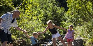 Kurzweilig: Abenteuer und Spiele in Vorarlberg - ©Bernhard Huber, Alpenregion Bludenz Tourismus GmbH