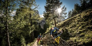 Scopri l'Alta Badia in bici d'estate ©Alta Badia/Molography
