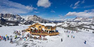 Alta Badia: impianti aperti dal 1 Dicembre! ©www.dolomitisuperski.com