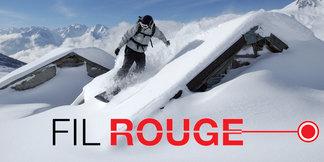 Fil rouge ouvertures des stations de ski ©Salut Voyages - Fotolia.com