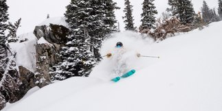 November's North American Snowfall Summary ©Jackson Hole