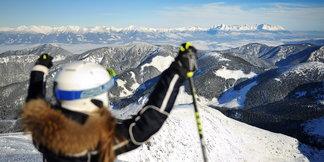V Jasnej sa začne lyžovať v sobotu 1.12. ©Marek Hajkovský
