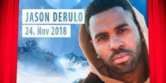 Spektakulärer Auftakt: Internationaler Superstar Jason Derulo wird Opening-Act in Ischgl ©Ischgl.com / Presse